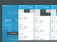 FLYR Mobile Application