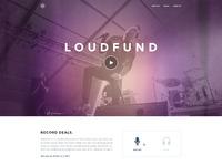 Loudfund idea copy
