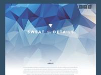 Simple Personal Page/portfolio