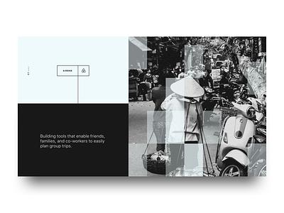 Presentation Style photography brand timmons typography keynote portfolio presentation