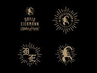 Davis Eiermann Branding Tattooer & Artist Branding