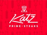 Katz Prime Steaks Dribbble