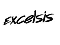 Excelsis - handletter logo (WIP)