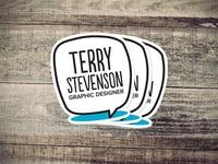 tcstevenson - custom sticker design