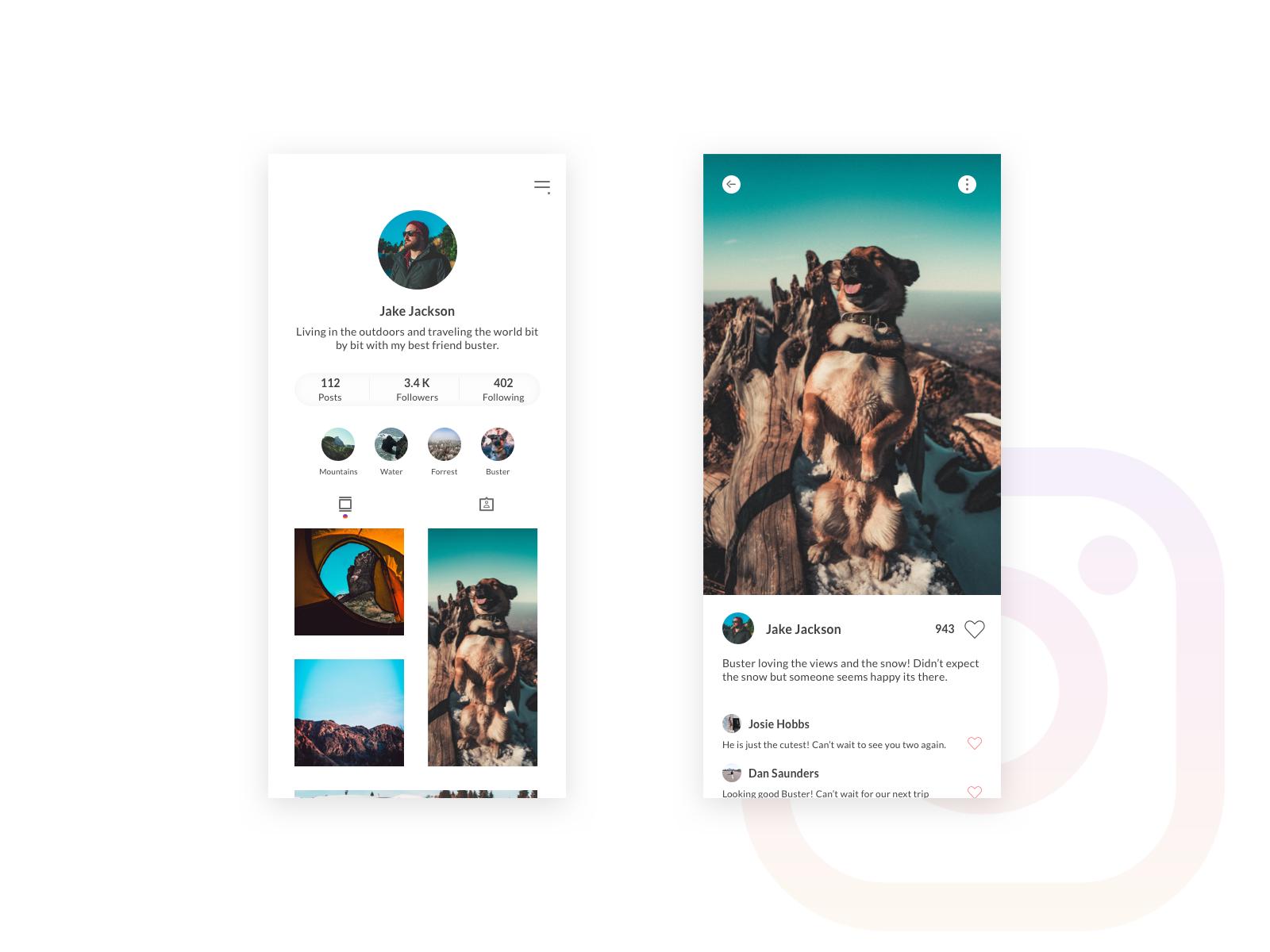 Neues profil design instagram 3 Ways