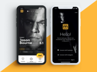 Movietickets Mobile App Revamp