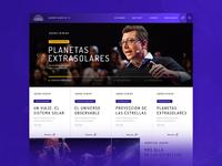 Website - Buenos Aires Planetarium