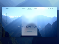Adventure Website