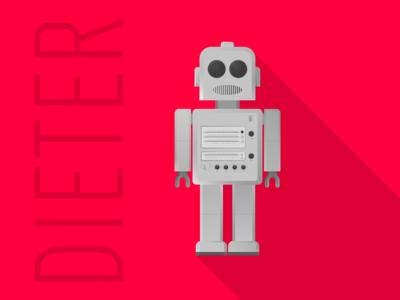 Dieter, the robot