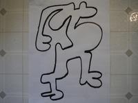 Original Slouched Bone Man