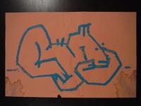 Horse Wad No. 2