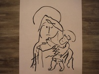 Mother & Child No. 2