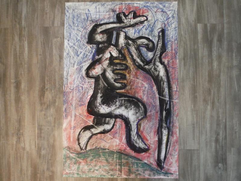 Wish Bone Jones drawing illustration abstract