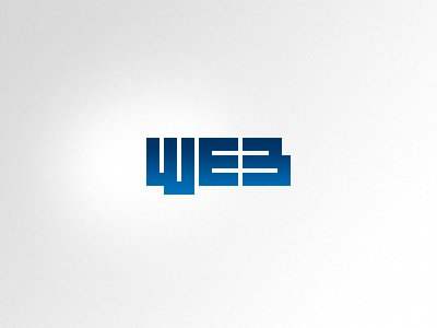 Web - Mark for internal unit logo mark typography power lines