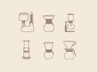 My Favorite Coffee Brew Methods