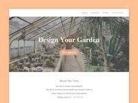 DailyUI 003-Landing Page