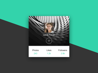 Daily UI 006-User Profile