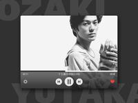 Daily UI 009-Music player