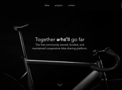 UI Daily :: 003 - Landing Page