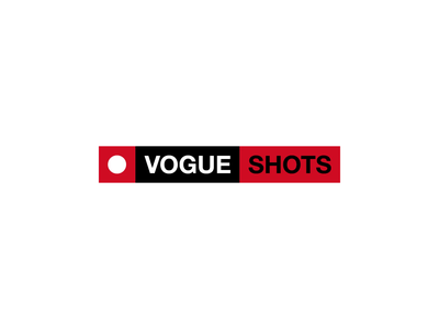 Identity for CNC Shots shots fashion glamour gq identity education vogue design motion vector logo branding