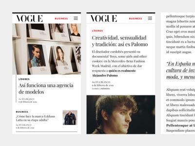 Vogue Business Spain