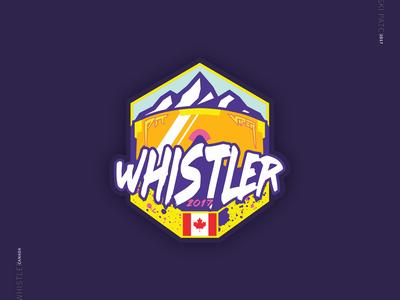 Ski Patch | Whistler 2017