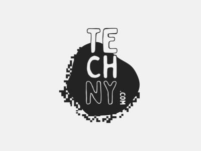 Tech Blog Logo | Concept 1