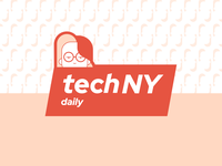 techNY Daily | now with color