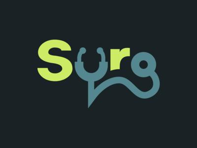 Surg | Doctor Messaging App Logo