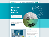 Waste Solutions Canada Website Redesign