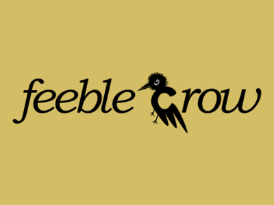 Feeble crow