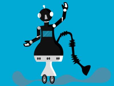 robot #weekly warm-up