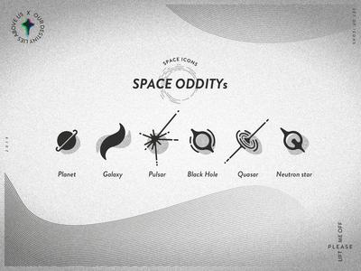 Space Oddity / Icons
