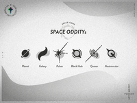 Space Oddity / Icons