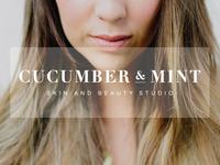 Cucumber & Mint Branding