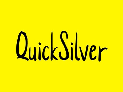 QuickSilver - Cute Handmade Font handwriting handwritten handmade webfonts typography typeface. lettering typeface designer typeface design typefaces typeface type selling sell minimalist minimal font family font design fonts font designova