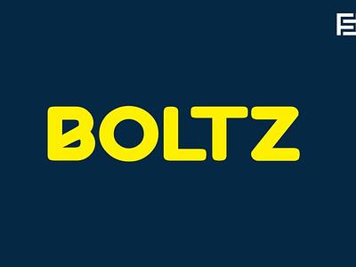 BOLTZ - Unique Display Typeface sans serif typeface sans serif font sans-serif webfonts typography typeface. lettering typeface designer typeface design typefaces typeface type selling sell minimalist minimal fonts font family font design font designova