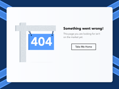 404 Page - Real Estate