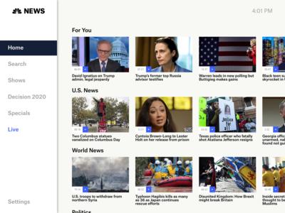 TV App for NBC News