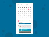 Calendar | Mobile