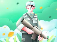 A commando