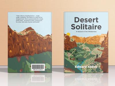 Desert Solitaire Book Cover pt1