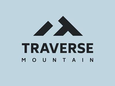 Daily Logo Challenge Day 8 vector adobe illustrator dlc logo mountain logo mountain traverse daily logo challenge