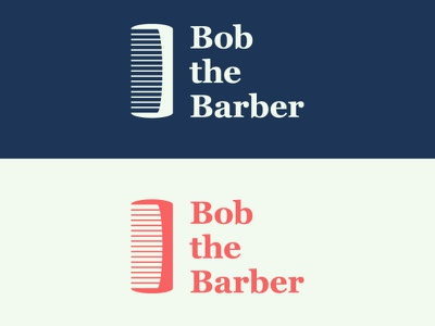 Daily Logo Challenge day 13 logo design daily logo daily logo challenge day 13 bob the barber