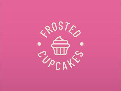 Daily Logo Challenge Day 18 logo cupcake logo cupcake dlc daily logo challenge
