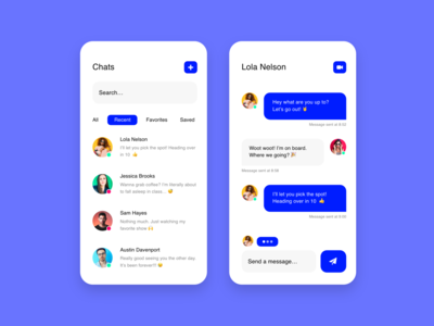 Messaging App Design