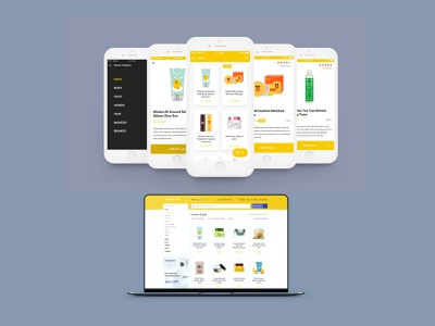 Mart indonesia web mobile app ui design design ux mobile app ui