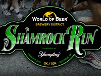 Shamrock Run Facebook Cover Photo