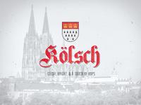Kölsch - Beer Style Logo