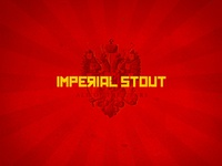 Imperial Stout - Beer Styles Branding